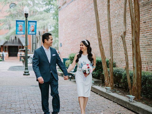 Aldrich and Rossan's Wedding in New Bern, North Carolina 3