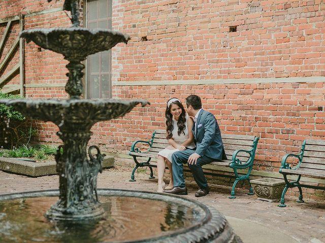Aldrich and Rossan's Wedding in New Bern, North Carolina 10