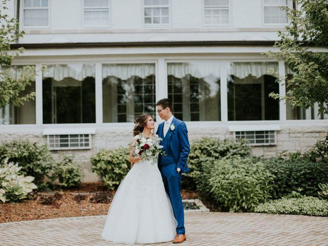 The wedding of Jakob and Marissa