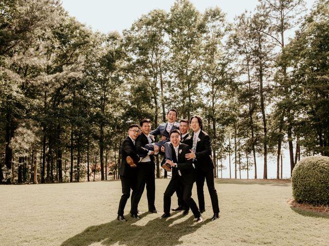 James and Rachael's Wedding in Buford, Georgia 9