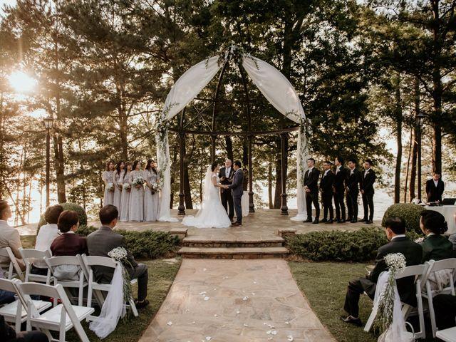 James and Rachael's Wedding in Buford, Georgia 18