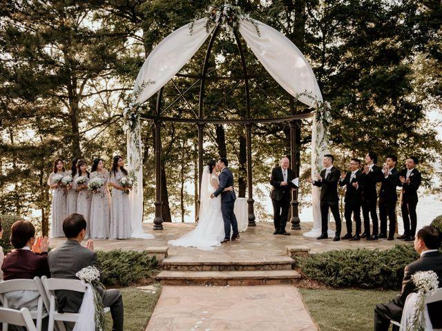 James and Rachael's Wedding in Buford, Georgia 20