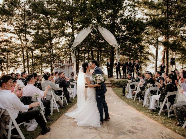 James and Rachael's Wedding in Buford, Georgia 21