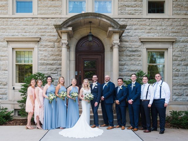 Spensor and Taylor's Wedding in Saint Paul, Minnesota 16