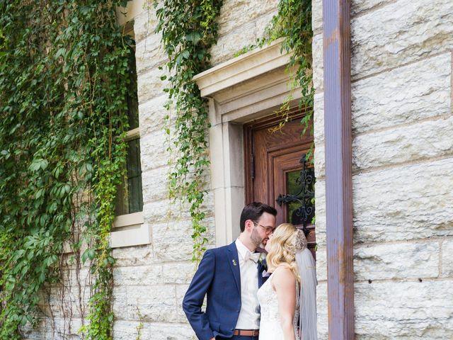 Spensor and Taylor's Wedding in Saint Paul, Minnesota 17