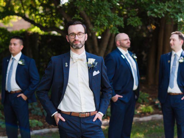 Spensor and Taylor's Wedding in Saint Paul, Minnesota 21