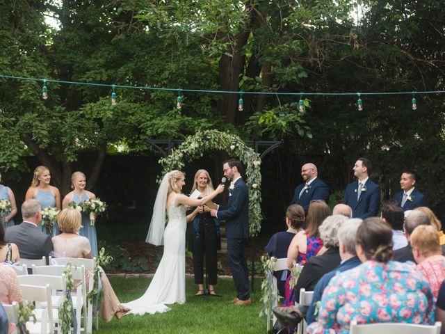 Spensor and Taylor's Wedding in Saint Paul, Minnesota 24