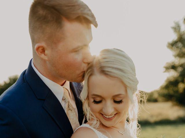 Madison and Grant's Wedding in Wichita, Kansas 3