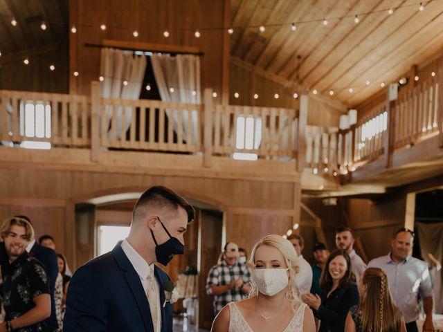 Madison and Grant's Wedding in Wichita, Kansas 4