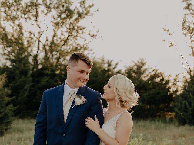 Madison and Grant's Wedding in Wichita, Kansas 6