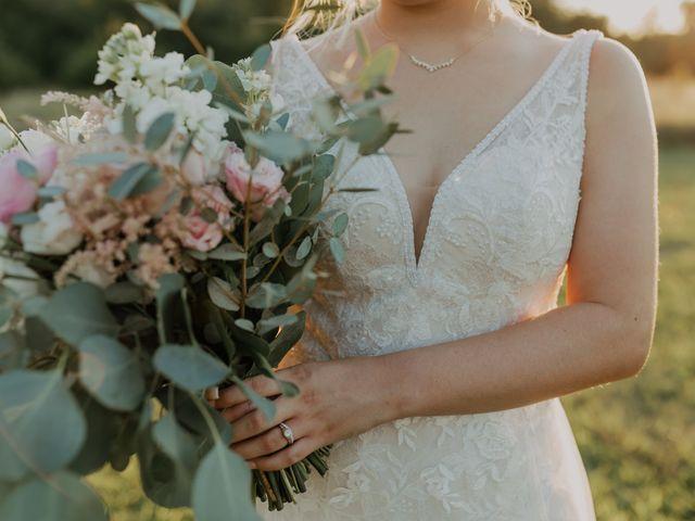 Madison and Grant's Wedding in Wichita, Kansas 8