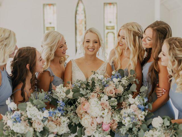 Madison and Grant's Wedding in Wichita, Kansas 10