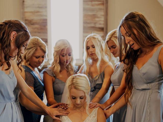 Madison and Grant's Wedding in Wichita, Kansas 14