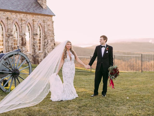 The wedding of Hannah and Lukas