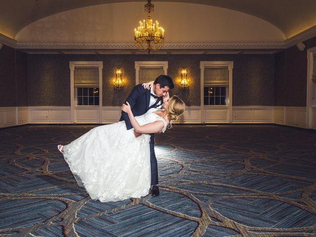 Fernando and Mary-Margaret's Wedding in Dearborn, Michigan 12