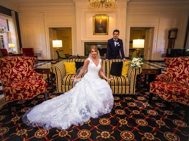 Fernando and Mary-Margaret's Wedding in Dearborn, Michigan 2