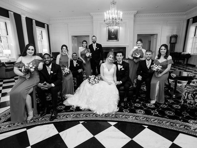 Fernando and Mary-Margaret's Wedding in Dearborn, Michigan 18