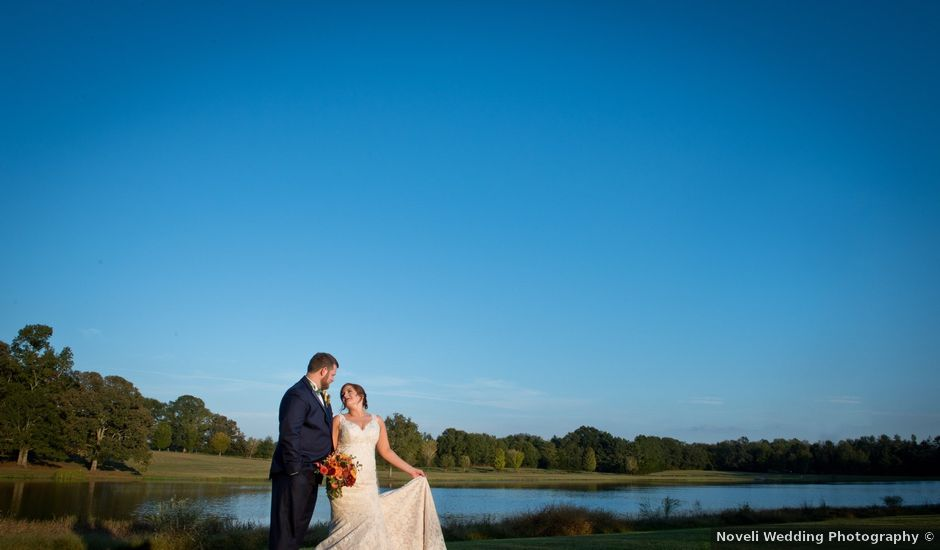 Chris and Brittany's Wedding in Anderson, South Carolina