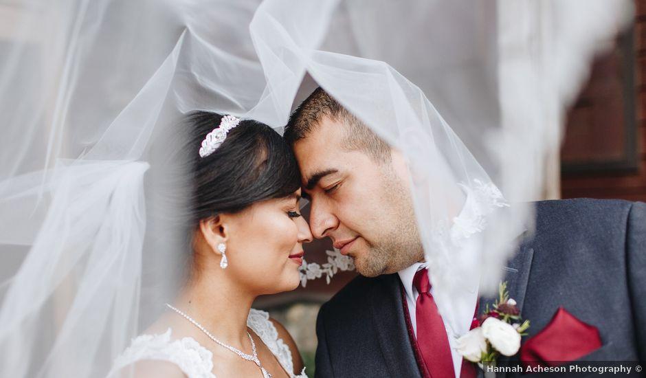 Eric and Brenda's Wedding in Spokane, Washington