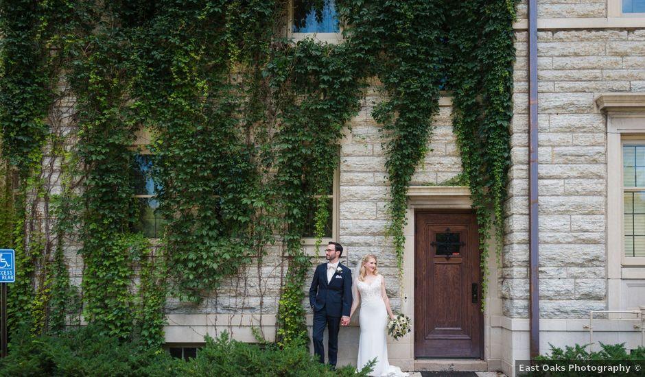 Spensor and Taylor's Wedding in Saint Paul, Minnesota