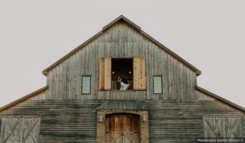 Madison and Grant's Wedding in Wichita, Kansas