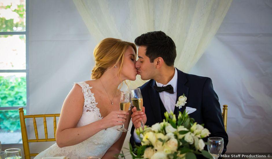 Fernando and Mary-Margaret's Wedding in Dearborn, Michigan