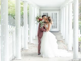 The wedding of Erin and Philip