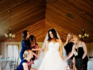 Jenny and Mason's Wedding in Newmarket, New Hampshire 6