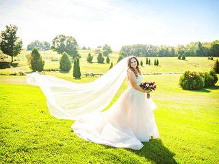 Jenny and Mason's Wedding in Newmarket, New Hampshire 7
