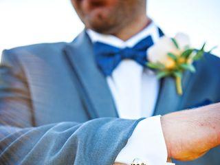 Jenny and Mason's Wedding in Newmarket, New Hampshire 9