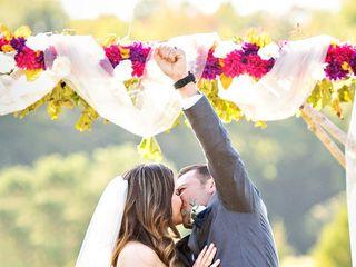Jenny and Mason's Wedding in Newmarket, New Hampshire 16