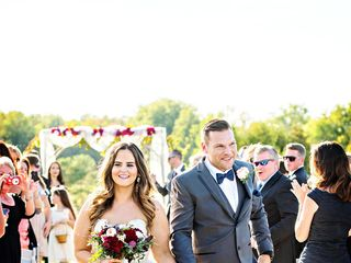 Jenny and Mason's Wedding in Newmarket, New Hampshire 17