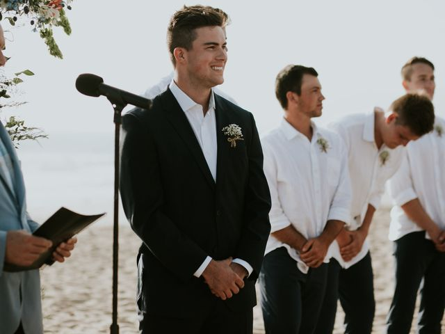 Veronica and Austin's Wedding in Ventura, California 7