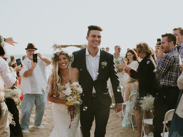 Veronica and Austin's Wedding in Ventura, California 10