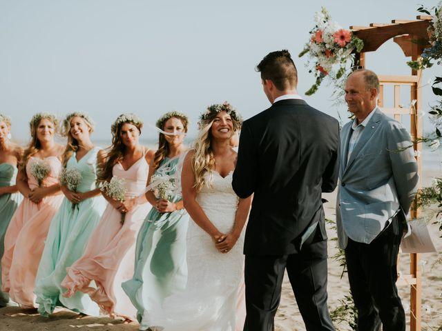 Veronica and Austin's Wedding in Ventura, California 9