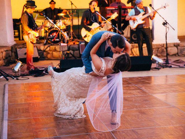 Alexandria and Christopher's Wedding in Santa Barbara, California 26