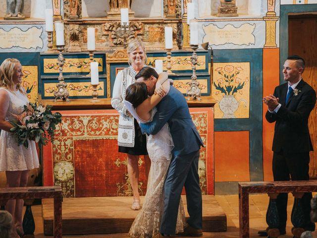 Alexandria and Christopher's Wedding in Santa Barbara, California 14