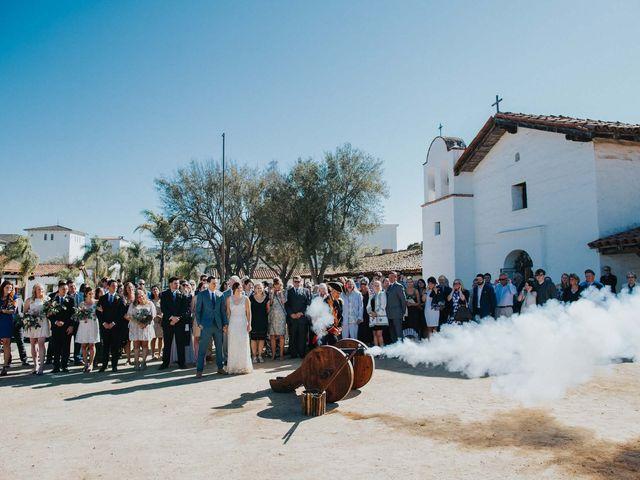 Alexandria and Christopher's Wedding in Santa Barbara, California 15