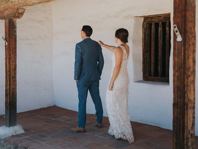 Alexandria and Christopher's Wedding in Santa Barbara, California 5