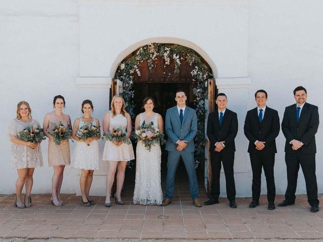 Alexandria and Christopher's Wedding in Santa Barbara, California 9