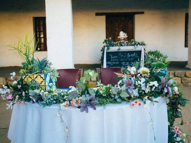 Alexandria and Christopher's Wedding in Santa Barbara, California 19