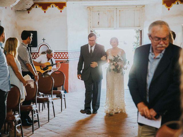 Alexandria and Christopher's Wedding in Santa Barbara, California 11