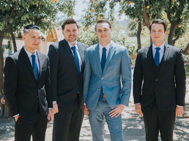 Alexandria and Christopher's Wedding in Santa Barbara, California 4