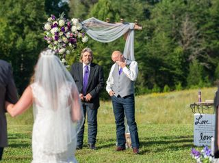 Donny and Hayli's Wedding in Townsend, Tennessee 11