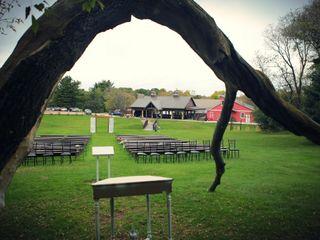 The wedding of Rhia and George 3