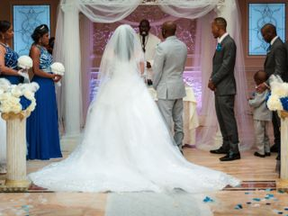 The wedding of Tracey and Sean 2