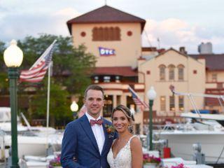 The wedding of Amanda and Brett 2