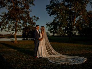 The wedding of Luaren and Elias
