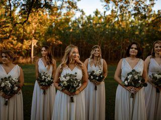 The wedding of Luaren and Elias 2