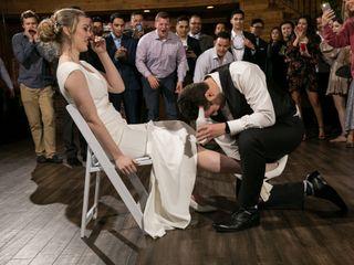The wedding of Hunter and Gabi 2